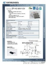SPD for communication equipment  type: ZP-H3**