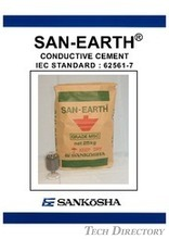 Earth Resistance Reducing Material: San Earth