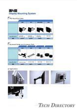 GANKO mounting systems for display