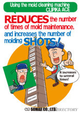 Shot molding, Mold Maintenance Training Cartoon Series