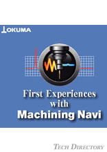 Machining Navi First Experience