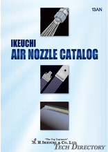 Air nozzle series