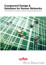 Component Design &Solutions for Sensor Networks