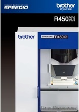 Brother Compact machining center SPEEDIO R450X1