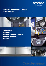 Compact machining center SPEEDIO general catalog