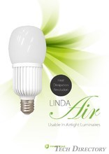 LED light bulb for sealed lighting fixtures ในที่มิดชิด