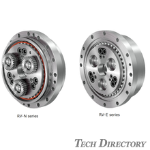 High Precision & High rigidity, Reduction gear RV-E series