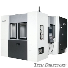 High-Speed Horizontal Machining Centers MB-H series