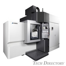 5-Axis Vertical Machining Centers MU-V series