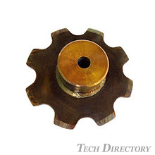 Sprockets for Standard Conveyor Chains/ SENQCIA CORPORATION