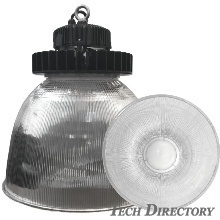 "LED light for high ceilings ""PR-DOME SKIRT"""