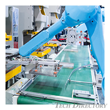 ** Special Feature on Industrial robot **